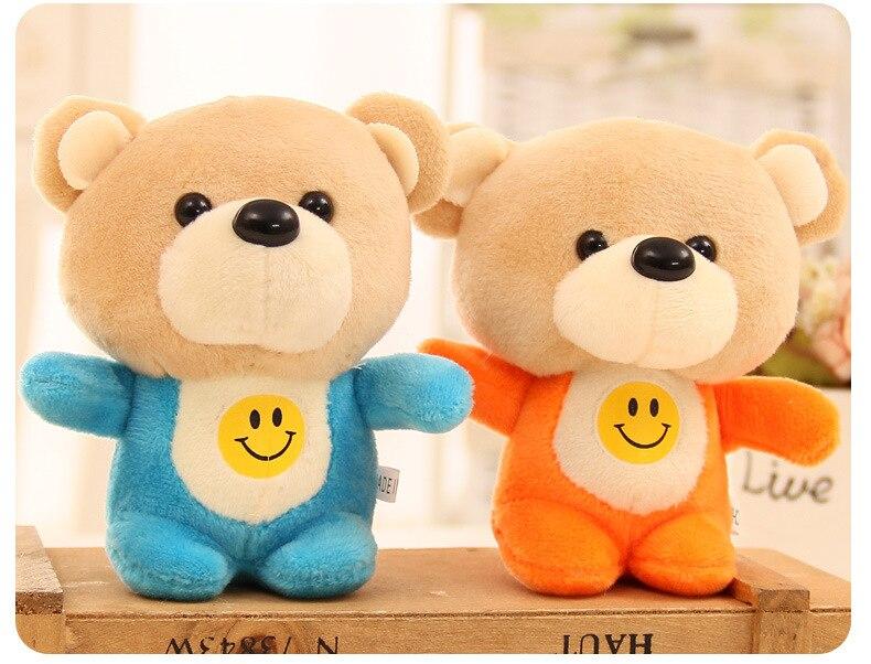 5PCS / LOT Hot 10CM Kawaii Ursuleț de pluș mici Jucării de pluș - Jucării moi și plușate