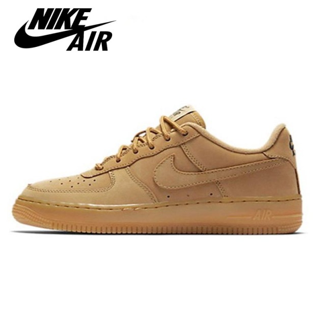 Original New Arrival Offical Nike Nike Air Force 1 Low AF1 Breathable Men's  Skateboarding Shoes Sports