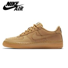 Original New Arrival Offical Nike Nike Air Force 1 Low AF1 Breathable Men's Skateboarding Shoes Sports Sneakers Trainers