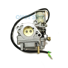 6AH 14301 20 Carburetor For YAMAHA PARSUN HIDEA YAMABISI 4 Stroke 15HP 20HP Outboard Engine Boat