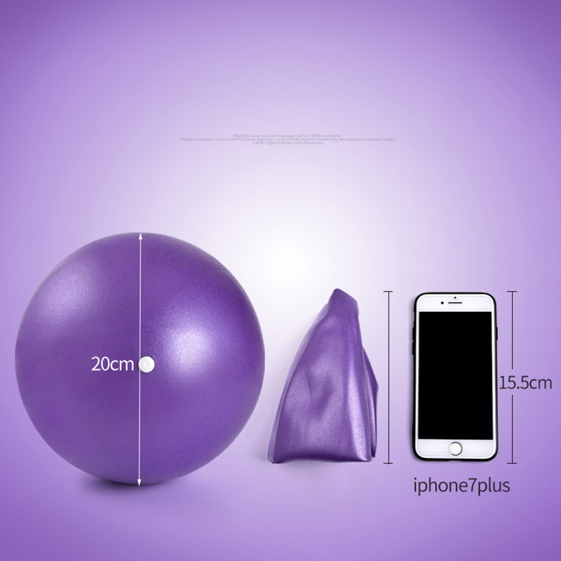Anti-Burst Exercise Ball for Gymnastic/Yoga to Promote Blood Circulation 4