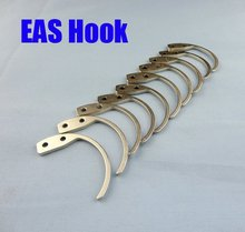 Free shipping Eas tag remover hook 4pcs/lot