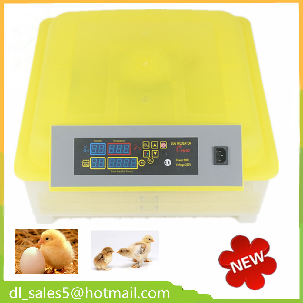 Egg Incubator Digital Temperature Hatchery Machine Hatcher for Hatching Chickens Ducks Geese Poultry Quails Parrots Pigeons pammy riggs keeping chickens for dummies