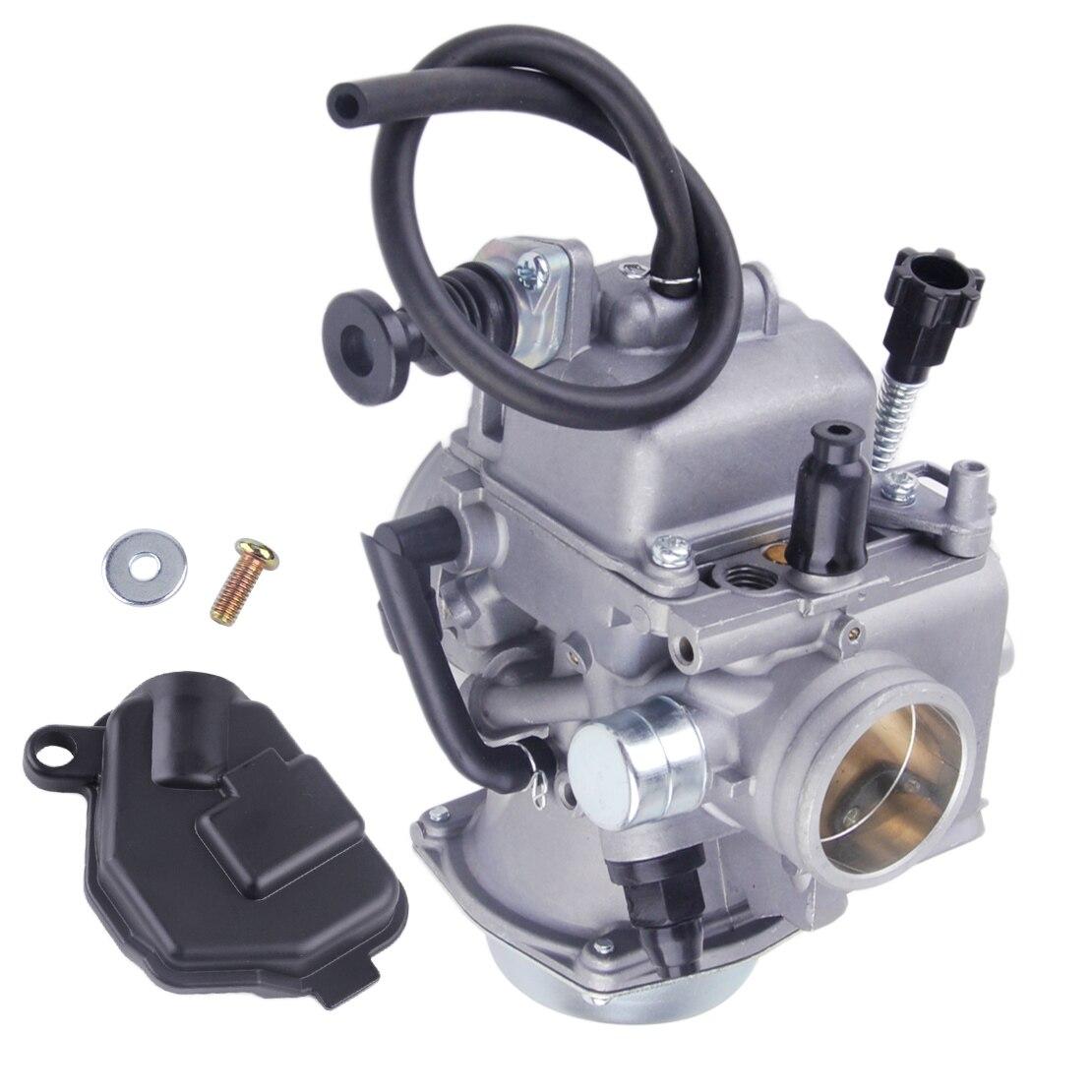 DWCX Motorcycle High Quality Metal Plastic Carburetor Cab Kit Set Fit for Honda TRX250 TRX 250 Fourtrax ATV Carb 1985 1986 1987