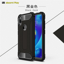 For Xiaomi Mi Play Case Shockproof Armor Rubber Hard PC Phone Cover 5.84 Youthsay