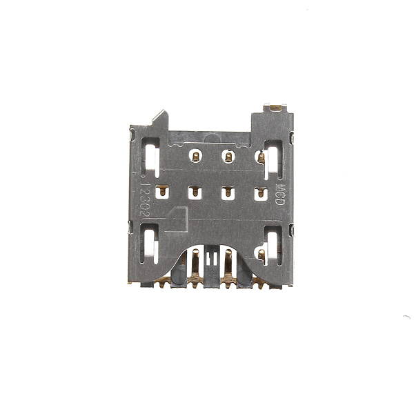 SIM Card Holder Reader Slot Tray Replacement Repair Part Suit Personal Tailor for BlackBerry Q10 Z10 Universal Mobile Phones DIY ...