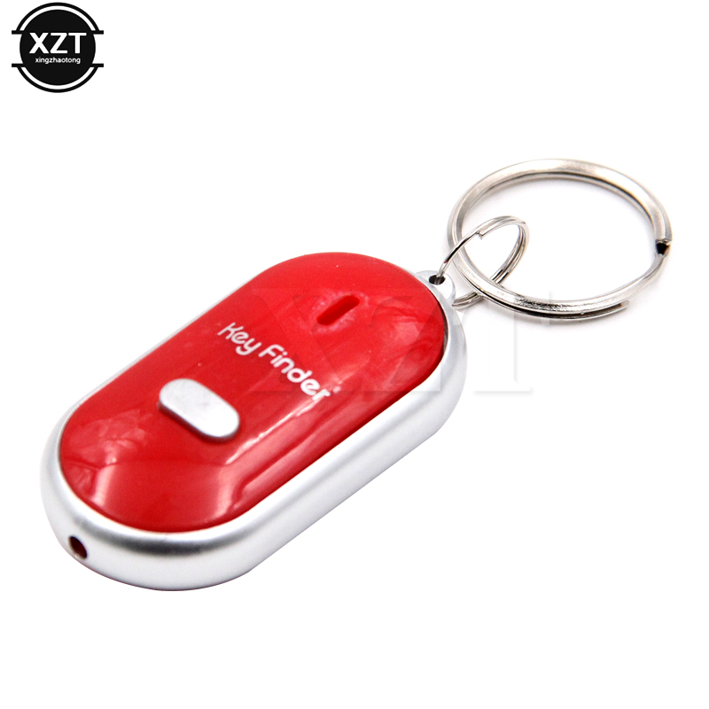 Supply 1 Pcs Led Flashlight Light Mini Lamp Key Chain Ring Lamp Torch Keyring Key Finder Find Lost Keys Black Led Lighting