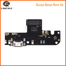 Original For Xiaomi Redmi Note 5A Note5A Dock Connector Board USB Charging Port Flex Cable