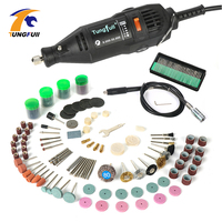 220V Electric Mini Drill For Dreme Rotary Tool Variable Speed Mini Drill With Flexible Shaft And