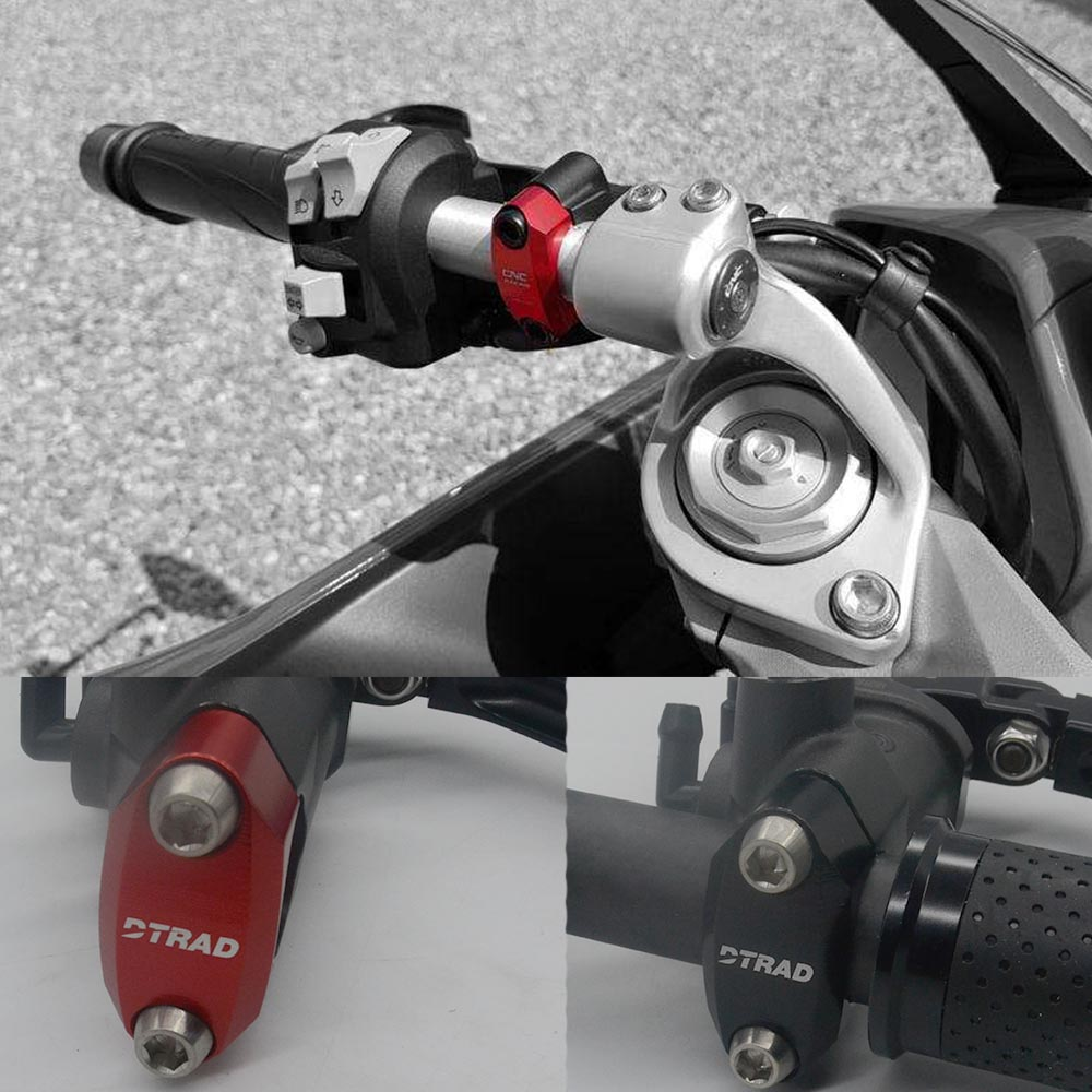 DTRAD Motorcycle Universal BREMB0 RCS Master cylinder clamp CNC Racing For KTM RC8 R RC 390 DUKE 125 200 390 690 990SM T R 990 in Levers Ropes Cables from Automobiles Motorcycles