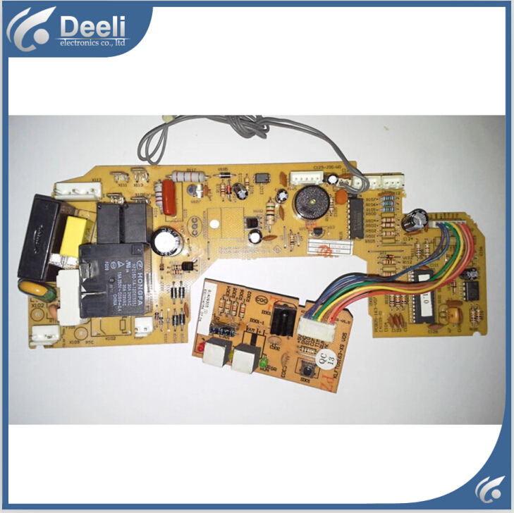 цена на 95% new good working for air conditioning motherboard pc board PCB05-163-V07 on sale