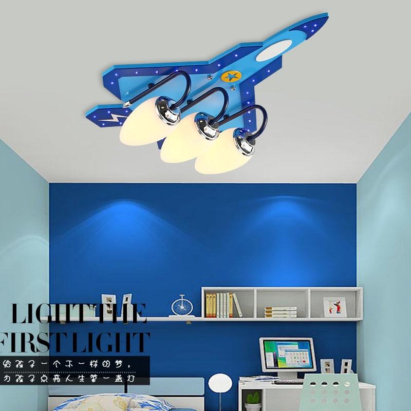 Junge LED kinderzimmer schlafzimmer deckenleuchte warme ...