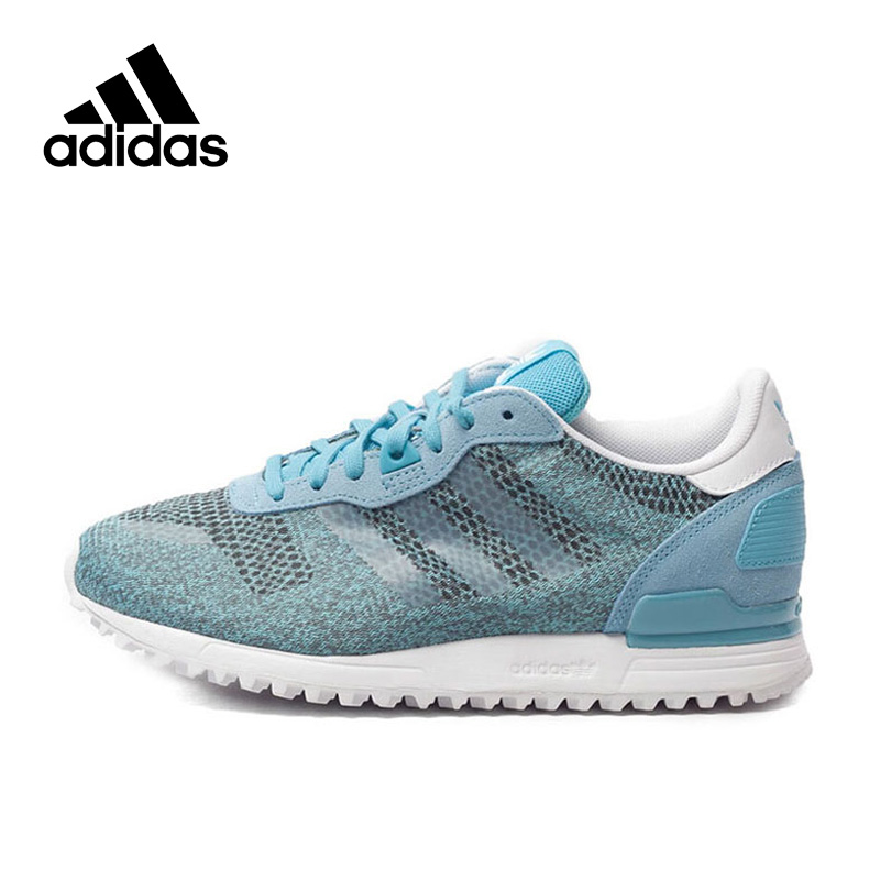 Adidas New Arrival Authentic Originals ZX 700 EM Women's Skateboarding Shoes Sports Sneakers S75255 new f189010 first locked printhead dx7 solvent based uv print head for epson stylus pro b300 b310 b500 b510 b308 b508 b318 b518
