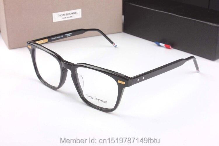 a9e73cf82b THOM BROWNE eyeglasses TB402 Prescription Eyeglasses Frames Men ...