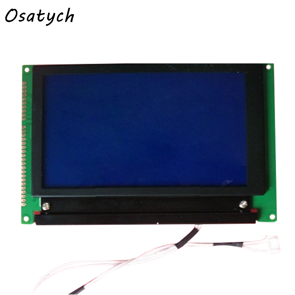5.7inch LCD Screen for 240*128 LMG7412PLFF LMG7410PLFC LCD Screen Display Panel Module 5 7inch for ampire 320240a1 rev d lcd display screen 14pin 320x240 lcd screen display panel module