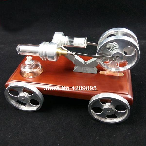 Stirlingo variklio modelis