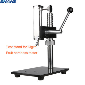 shahe digital Fruit Hardness Test stand for digital fruit hardness tester Sclerometer Measurement Instruments