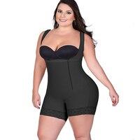 Bodyshaper Butt lifter Shapewear Waist Shaper Corset Tummy Shaper Slim Corset Plus Size Slimming Bodysuit Body Shaping Underwear