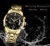 OLMECA Chronograph Stainless Steel Wristwatch 5