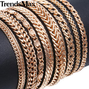 Trendsmax Bracelets For Women Curb Mens 2018 Jewelry