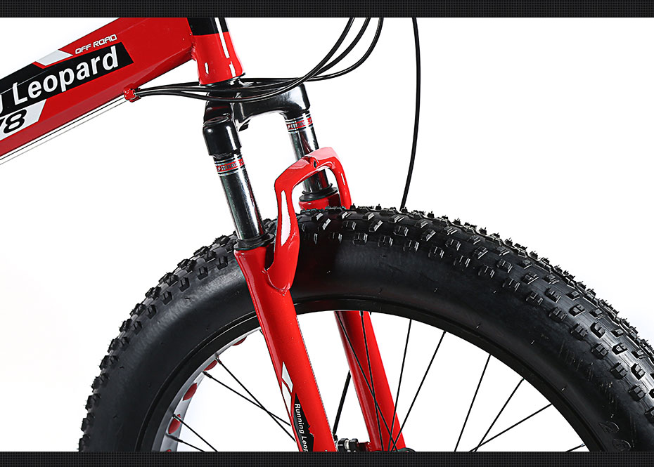 Clearance High quality 26 inch 21 speed folding fatbike 26*40 fat tire road bike snow bike fat bike free shipping in Russia Cycling Road 3