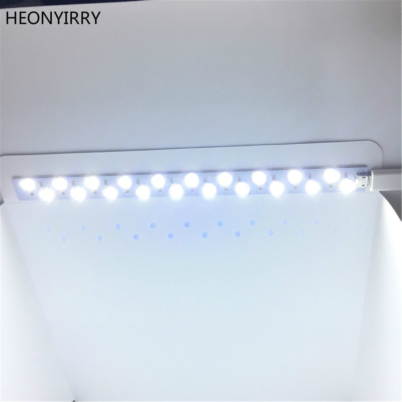 20cm 35cm Light Strip for Photo Studio Box Photography Light Photo Box Photography Box Studio Accessories