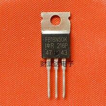 10 P/lot Nouveau IRFB18N50K FB18N50K TO-220 assurance de la qualité