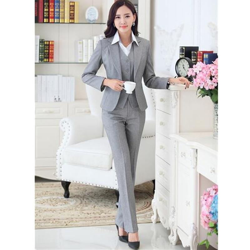 8f16c764a Novedad! trajes de negocios formales hechos a medida para mujer con ...