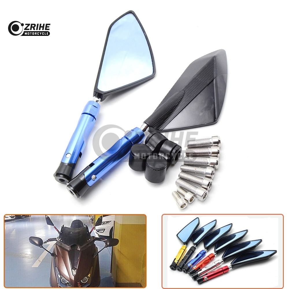 Motorcycle accessories Mirrors CNC Scooter Side Rearview Mirror For Ducati 1000SS 916 916SPS 996 998 999 B S R Diavel