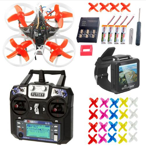 BNF Mobula 7 Flysky FS i6 TX 75mm BWhoop Crazybee F3 Pro OSD 2S FPV Racing Drone Quadcopter Upgrade BB2 ESC 700TVL