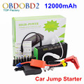 Multi-Function Auto EPS Jump Starter 12000mAh Car Jump Booster With Safety Hammer Power Battery Charger