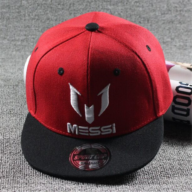 MESSI red