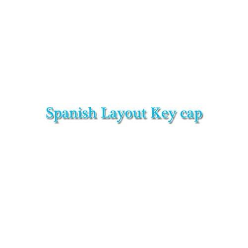 """A1708 клавишная крышка с белым зажимом для Macbook Pro 1"""" retina Key cap US/UK/французский/испанский/немецкий/японский/итальянский/Корейский - Цвет: Spanish key cap"""