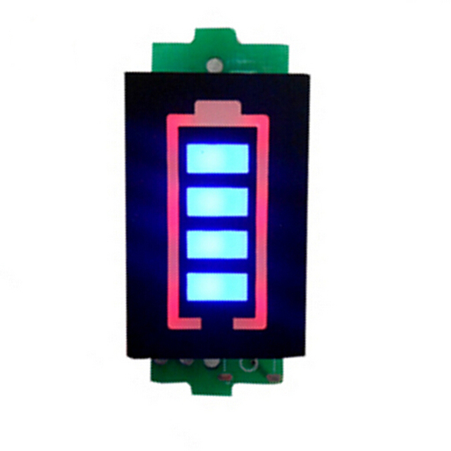 1S 2S 3S 4S 6S 7S Series Lithium Battery Capacity Indicator Module Display Electric Vehicle Battery Power Tester Li-po Li-ion 2