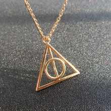 Harry Potter Velvet Collar Necklace