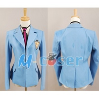 Ouran High School Host Club School Uniform Jacket Coat Blazer Tie Party Halloween Anime Cosplay Costume