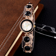 Luxury Rose Gold Women Jewelry Watches Montre Femme Fashion