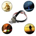Mini Headlamp Ultra Bright 800 Lumen Q5 LED Headlamp 4 Modes Headlight Zoomable Head Light Lamp for Camping Hunting