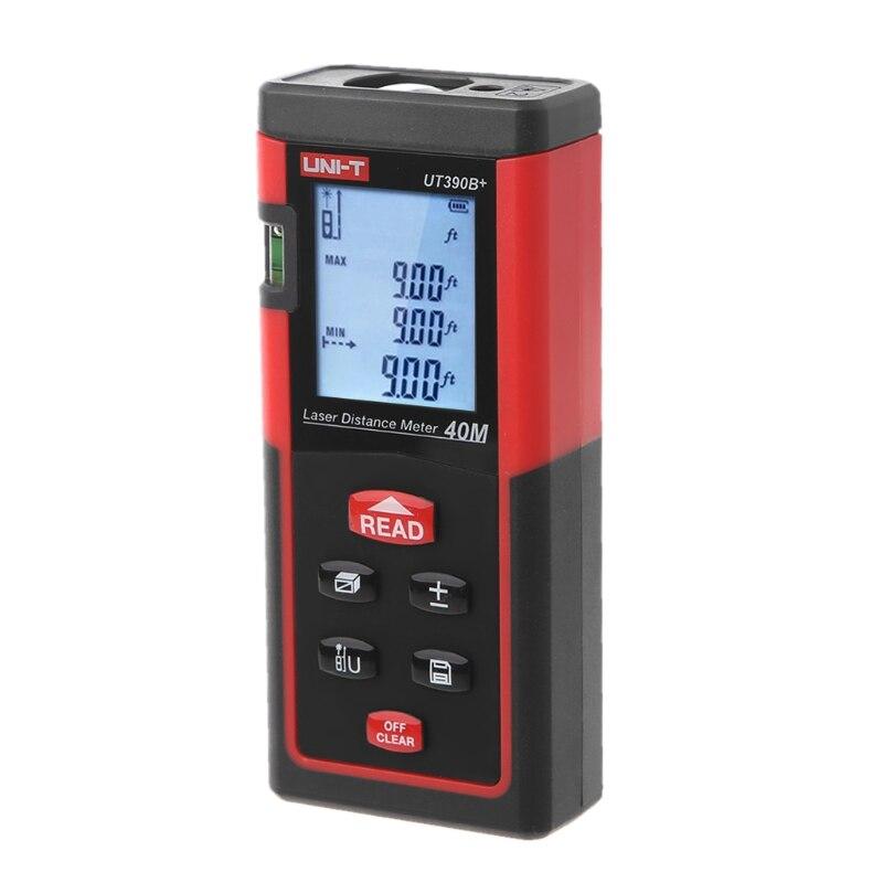 OOTDTY LD40 цифровой лазерный дальномер 40 м 131 футов мера Diastimeter дальномер