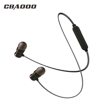 Wireless Bluetooth Earphone Sports Bluetooth Headphone Earbuds Stereo Magnetic Bluetooth Headset For All Phone Xiaomi Android
