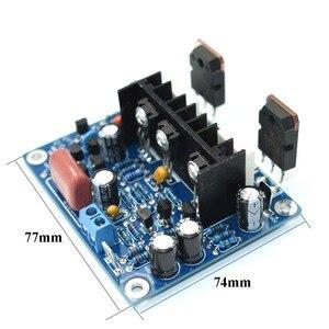 Image 5 - 2 pcs HiFi MX50 SE 2.0 ערוץ כפול 100 W + 100 W כוח סטריאו מגבר DIY ערכת וסיים לוח