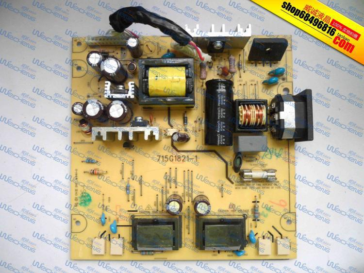 Free Shipping> /  L1940T power supply board  L1940T pressure plate / one board 715G1821-1-Original 100% Tested Working free shipping sotec ls17tr 04 power board r0800 0532r0 4 0532d0248 pressure plate one plate original 100% tested working