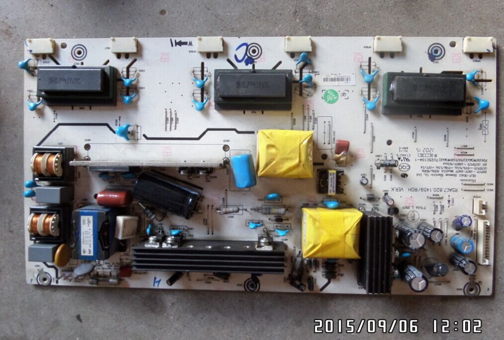 TLM32V66A Power Supply RSAG7.820.1459/ROH is used