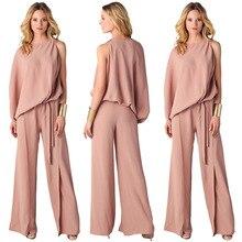 MAYFULL Women sexy Siamese pants jumpsuit