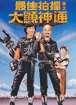 《最佳拍档2:大显神通》1983年香港动作,喜剧电影在线观看