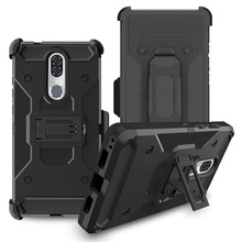 For Coolpad Legacy/Alchemy Armor Case Belt Clip Holster Shockproof Cover case