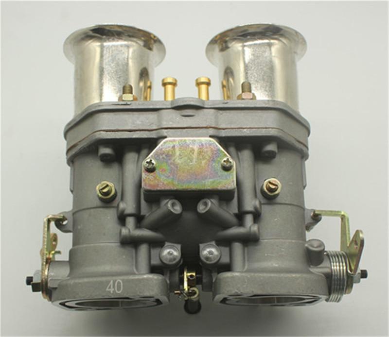 4 pcs/lot qualité nouveau carburateur Oem 40 Idf + remplacement des cornes d'air pour Solex Dellorto Weber ajustement Opala Bug/bettle/vw Dellorto
