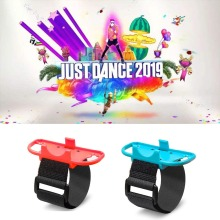 2 PCS JUST-DANCE Game Dance Wrist Band Strap Nintend Switch Joy-con JUST DANCE 2019 Controller Wristband For Nintendo Switch NS цена