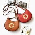 European and American fashion handbags spring 2017 Mini Bag Satchel Bag character arc small simple tide