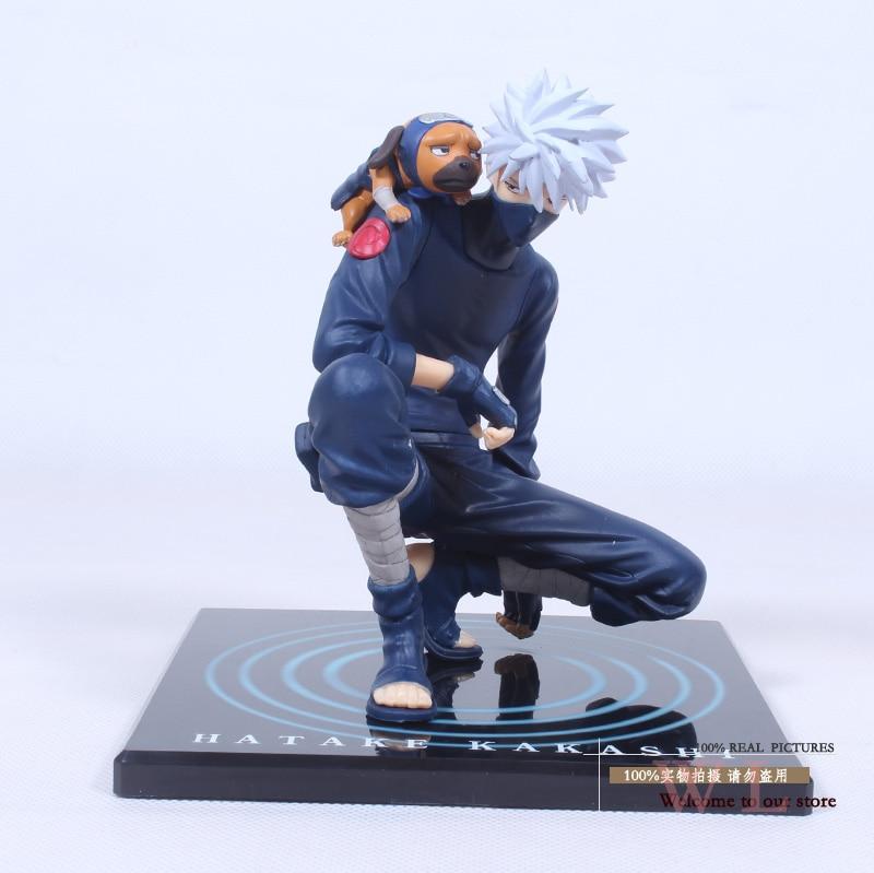 Anime GEM Naruto Hatake Kakashi PVC Action Figure Collection Model Toy 15CM hytera tc 580